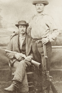 Buffalo Bill and Wm Gaulke