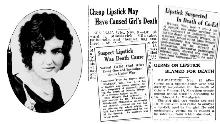 lipstick-death